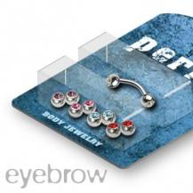 SET PIERCE SPRANCEANA - PIETRE